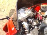 Honda CBR 1000 кубиков 186 лошадок, 340 км/ч макс. ск.